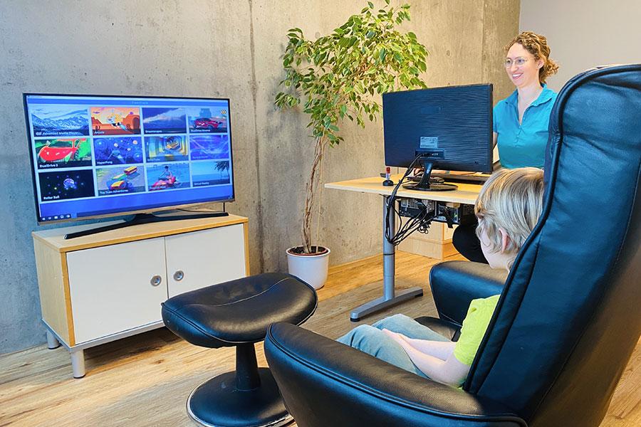 Therapie by AVIVA - Neurofeedback